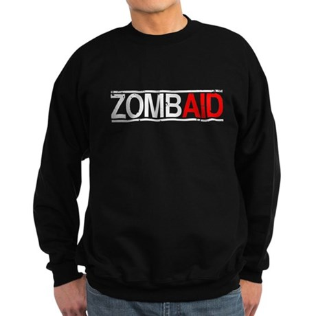 ZombAid Dark Sweatshirt