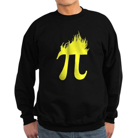Hair Pi Dark Sweatshirt