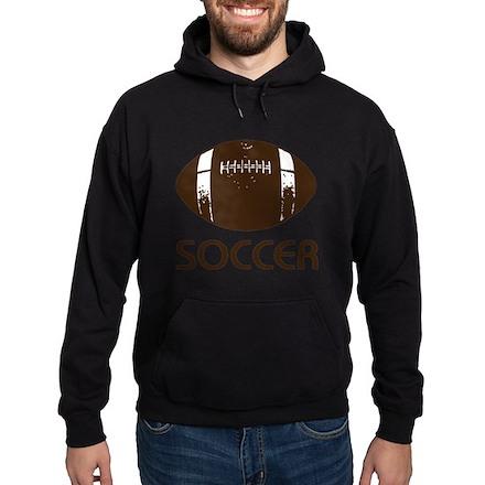 Soccer Dark Hoodie