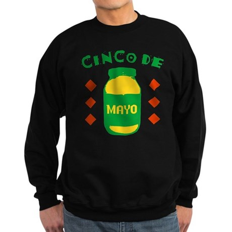 Cinco De Mayo Dark Sweatshirt