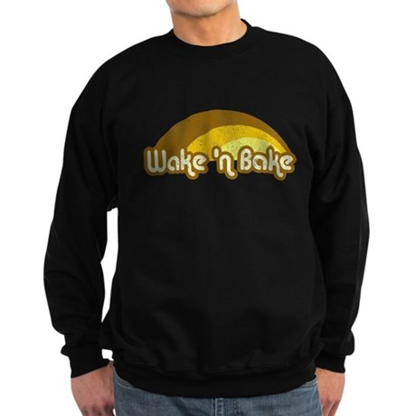 Wake 'n Bake Dark Sweatshirt