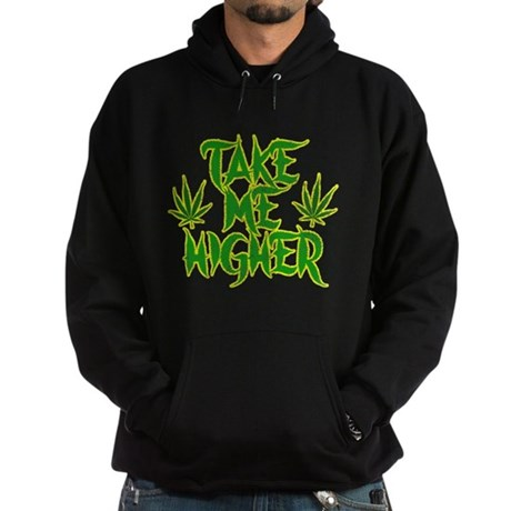 Take Me Higher (Vintage) Dark Hoodie
