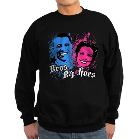 Bros Before Hoes Dark Sweatshirt