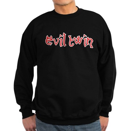 Evil Twin Dark Sweatshirt