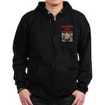 geology gifts t-shirts Zip Hoodie (dark)