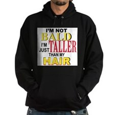 I'm Not Bald Hoody