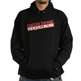 Easter Island Rocks Hoody