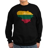 Cool Lithuania Sweatshirt