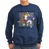 Collision Football Sweatshirt