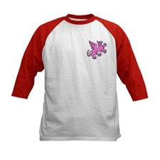 Pink Griffin Tee