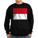 Monaco Flag Jumper Sweater
