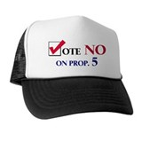 Vote NO on Prop 5 Cap