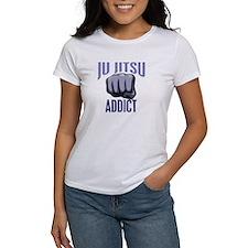 Ju Jitsu Addict Tee