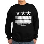 Foggy Bottom Washington DC Sweatshirt (dark)