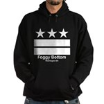 Foggy Bottom Washington DC Hoodie (dark)