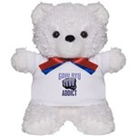 Goju Ryu Teddy Bear