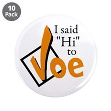 "3.5"" Joe Day Button (10 pack)"