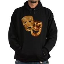 MASKS OF COMEDY & TRAGEDY Hoodie