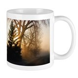Morning Fog by Brenda Levos Coffee Mug
