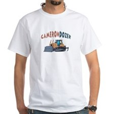 Camerondozer the Bulldozer Shirt