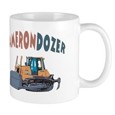 Camerondozer the Bulldozer Mug