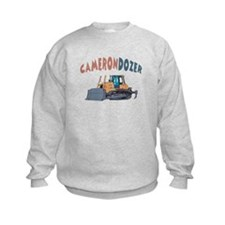 Camerondozer the Bulldozer Sweatshirt