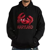 Maryland Crab Hoody