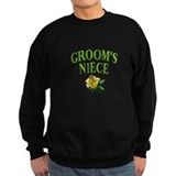 Groom's Niece (rose) Sweatshirt
