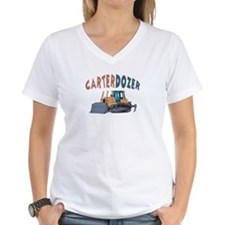 Carterdozer the Bulldozer Shirt