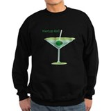 Martini Girl Sweatshirt