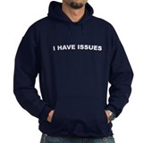 I have issues Hoody