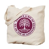 A Bit Of Genealogy Tote Bag