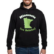 Vintage Minnesota Hoodie