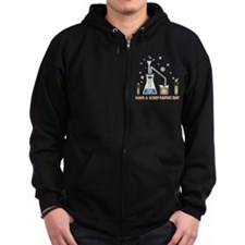Scien-tastic Day Science Zip Hoodie