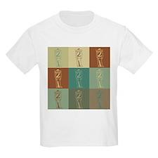 Civil War Pop Art T-Shirt