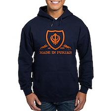 Made in Punjab. Hoodie