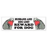 Husband Bumper Bumper Sticker