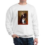 Lincoln / Collie (tri) Sweatshirt