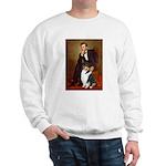 Lincoln / Collie (tri) Sweatshirt