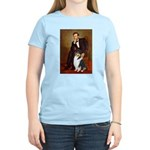Lincoln / Collie (tri) Women's Light T-Shirt