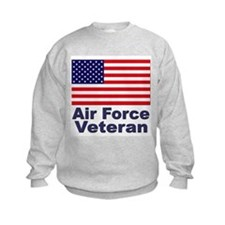 Air Force Veteran (Front) Sweatshirt