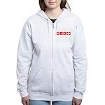 TECHNOLOGY Women's Zip Hoodie