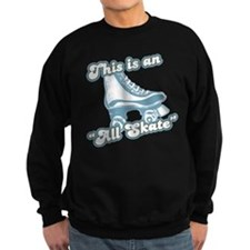 This is an All Skate Sweatshirt