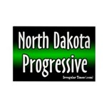 progressive North Dakota magnet