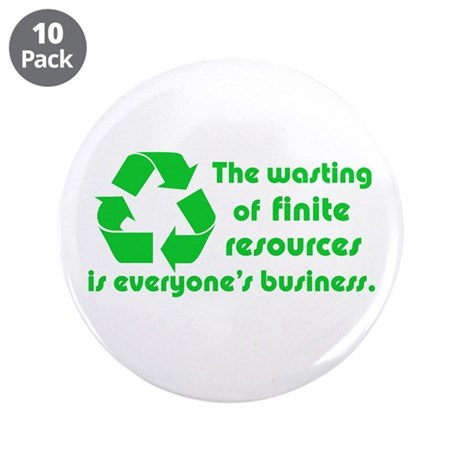"Twilight Edward Quote 3.5"" Button (10 pack)"