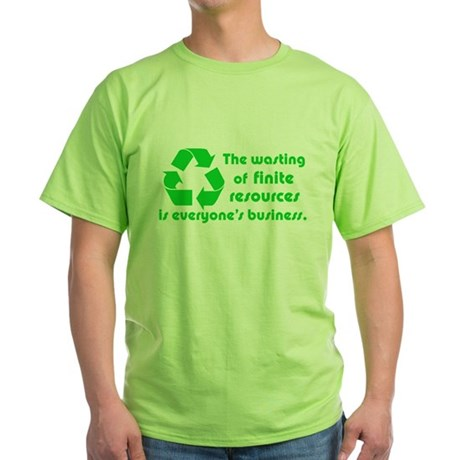 Twilight Edward Quote Green T-Shirt