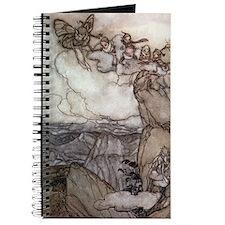 "Arthur Rackham ""Rip Van Winkle"" Journal"