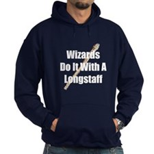 Wizards Do It Hoodie