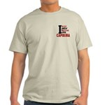 Bleed Sweat Breathe Capoeira Light T-Shirt