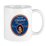 Michelle First Lady Small Mug